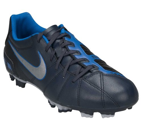 Shoot Fg Mens Soccer Shoe - Nike Jr. Total90 Shoot III FG (6Y) Blue