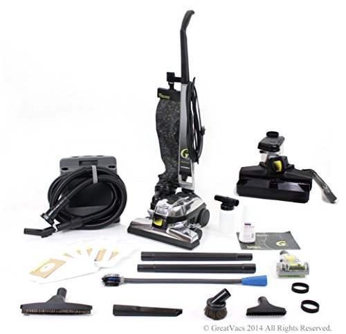 Reconditioned Kirby G6 Vacuum loaded with new GV tools, shampooer, turbo brush, bags & 5 Year Warranty