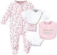 Little Treasure Unisex-Baby Multi Piece Clothing Set Layette Set