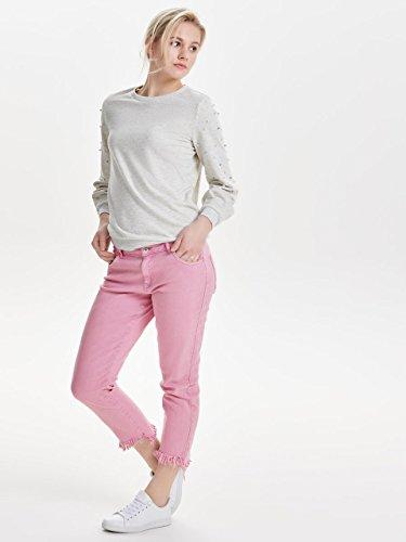 Only Jeans Bonbon Jeans Only Rose Rose Femme Bonbon Femme Only Femme Jeans naBawfZ0T