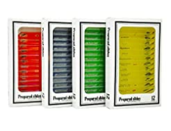 48 Pack Microscope Slide Collection of I...
