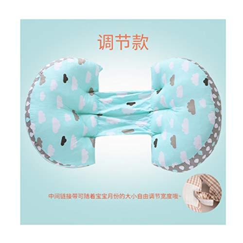 QZXCD Ajustable 43 * 75 * 10 cm Mujeres Embarazadas Almohada para ...