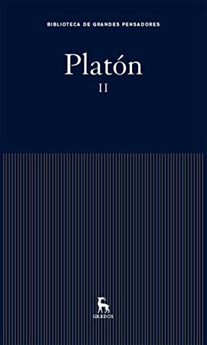 Platón II (Biblioteca Grandes Pensadores) (Spanish Edition)