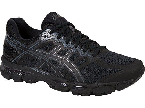 ASICS Gel-Superion Men's Running Shoe, Black/Black/Dark Grey, 10.5 M US