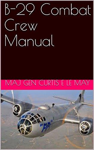 B-29 Combat Crew Manual