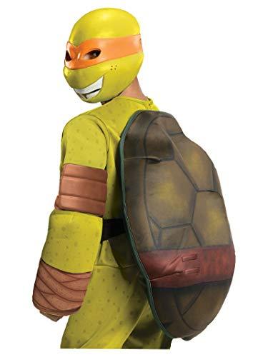 Teenage Mutant Ninja Turtles Michaelangelo Deluxe Boys