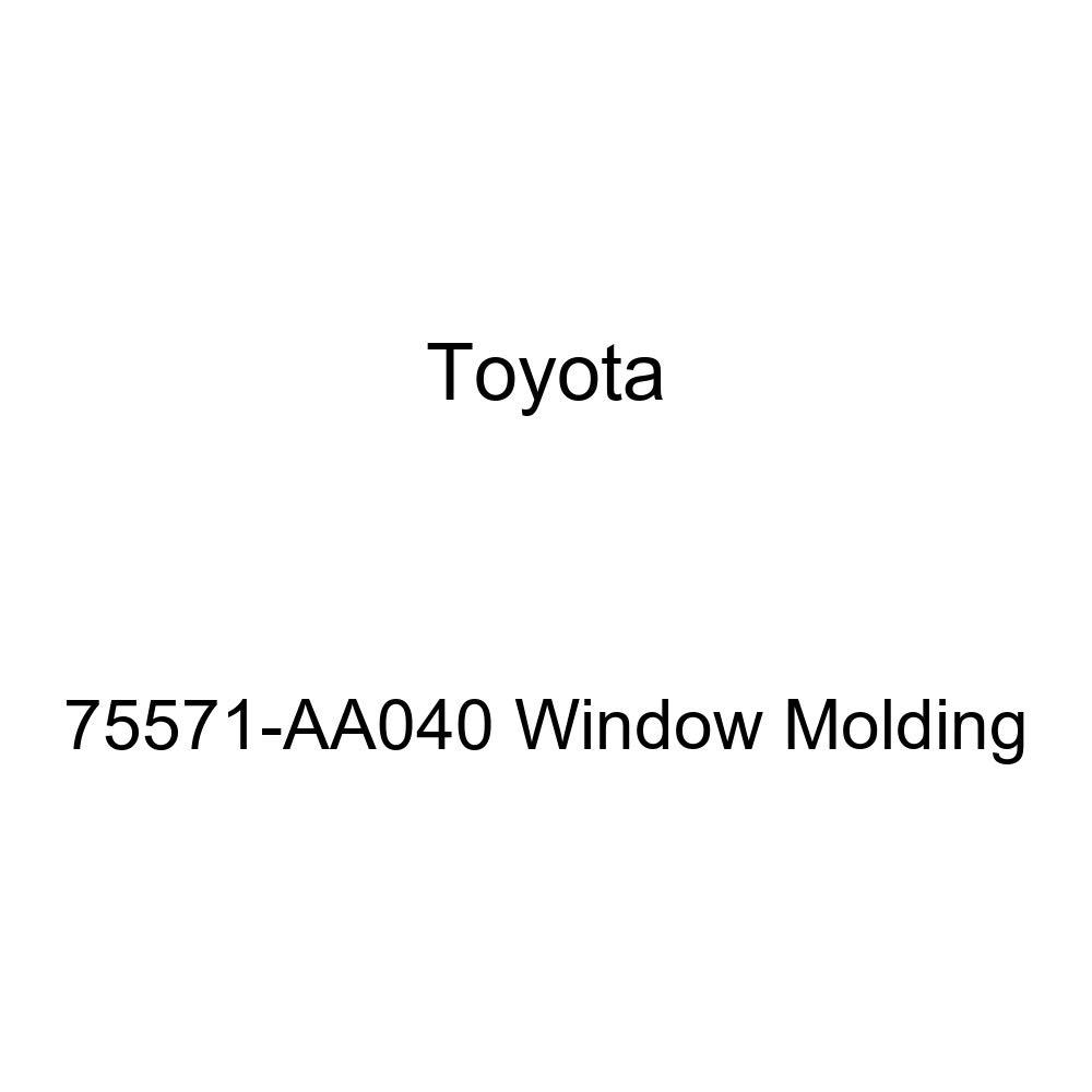 Genuine Toyota 75571-AA040 Window Molding