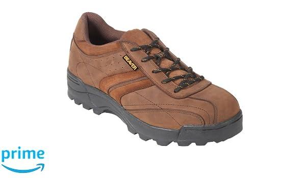Parent Units Beaver 215 S1P Leisure Shoe - Calzado de protección, color Marrón, talla 40