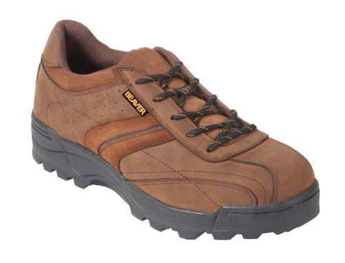 Paroh Beaver 215 S1p Leisure Shoe Herren Sicherheitsschuhe Braun
