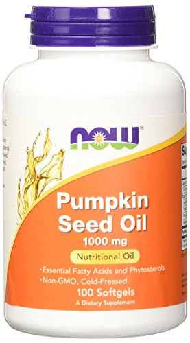 NOW Pumpkin Oil 1000 mg,100 Softgels