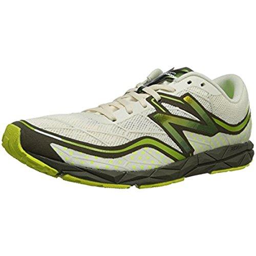 New Balance Women's 1600 HKNB Footwear Collection Running Shoe,White,8.5 B US