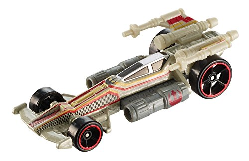Hot Wheels Star Wars X-Wing Fighter Carship Vehicle