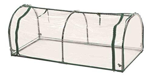 Siena Garden Folientunnel, 130 x 50 x 60 cm, transparent