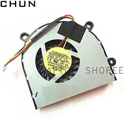 MSI DFS451205M10T F98D 052610A FX610 FX610MX Compatible Laptop Fan