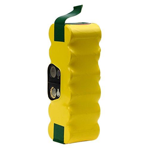 rumba용 배터리 rumba 교환 배터리 4500mah 500・600・700・800시리즈对응장시간 가동 자동 청소기 교환용 배터리 rumba 배터리 니켈 수소1년 보증이 붙어 있음