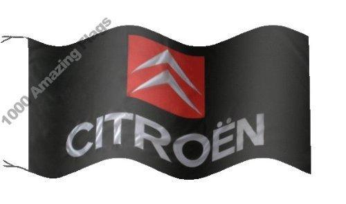 citroen-5x3ft-flag-banner-sm-2cv6-ds-1972-cv-sedan-ami-ds21-by-citroen