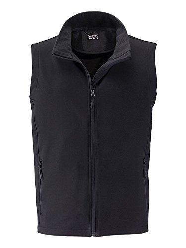 Softshell Libero Men's Vest Adatto Black Promozionale Promo Stampabile Tempo E Al black Gilet Tq4ZwZ
