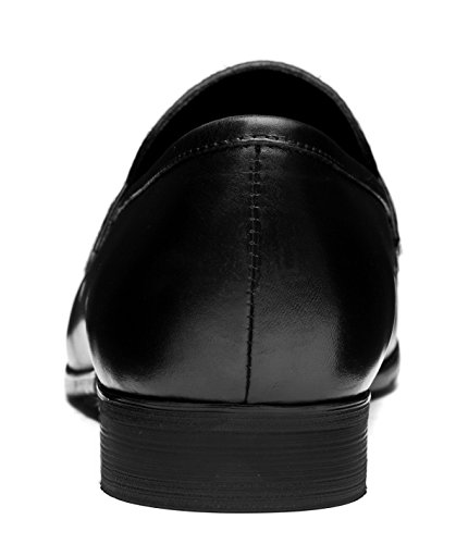 Non Dress OPP Slip Designer Formal Men's Shoes Classic Black qwqrYztxpT