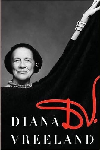 D.V.: Diana Vreeland: 8601200956573: Amazon.com: Books