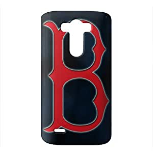 SHOWER 2015 New Arrival redsox logo 3D Phone Case for LG G3
