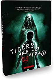 Tigers Are Not Afraid Steelbook - DVD & Blu