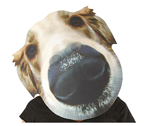 Bobble Hedz Giant Dog Head Mask ()