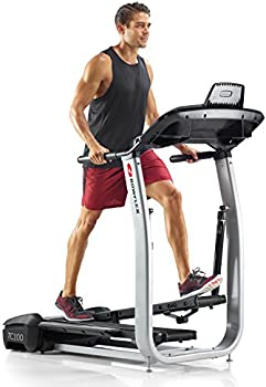 Bowflex TC100 Treadclimber with 5 Workout Programs