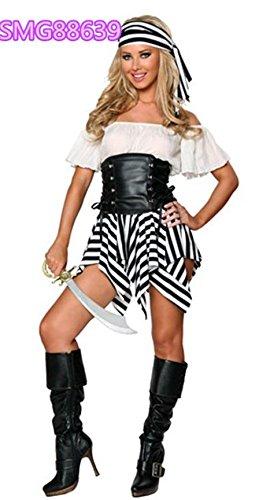 Pirati Nuovo Party Di Costume Caraibi Dei Halloween Gh q4d7CWSww