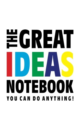 The Great Ideas Lined Notebook