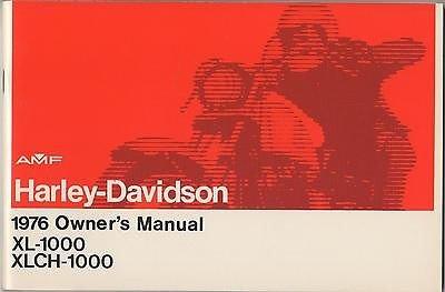 1976 Harley Davidson - 7