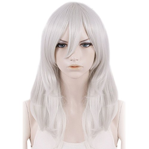 Price comparison product image Xcoser Riku Wig Kingdom Hearts Cosplay Pre-styled Wig Hair Costume Accessories Halloween Party