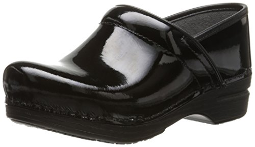 - Dansko Women's Pro Xp, Black Patent, 39 EU/8.5-9 M US