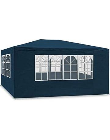 Maxx Tienda de recepción 3 x 4 m, 12 m² – Azul – de Utilizar