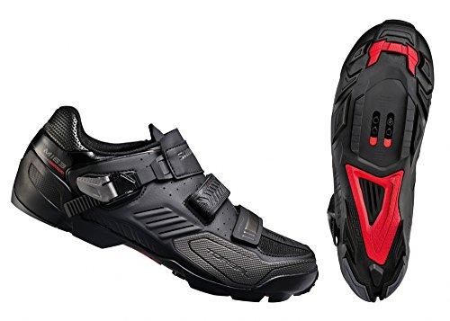 Fahrrad Mountainbike Schuhe Shimano SPD SH-M 163 Gr. 42 schwarz