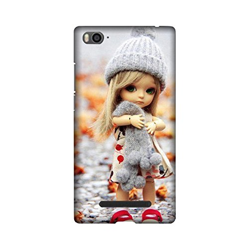 separation shoes 984f5 6e381 theStyleO Sad Doll Girls Designer Printed Mobile Back Case and Cover for  Xiaomi Mi 4i [for Girls]
