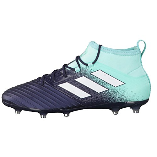 adidas Ace 17.2 FG, Scarpe da Calcio Uomo Vari Colori (Aquene/Ftwbla/Tinley)