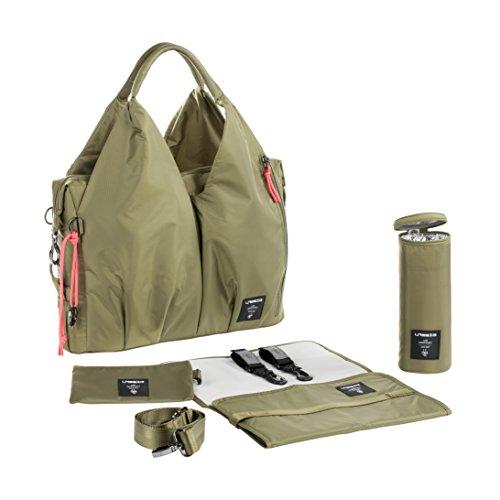 Lassig Green Label Neckline Bag POP, Olive -