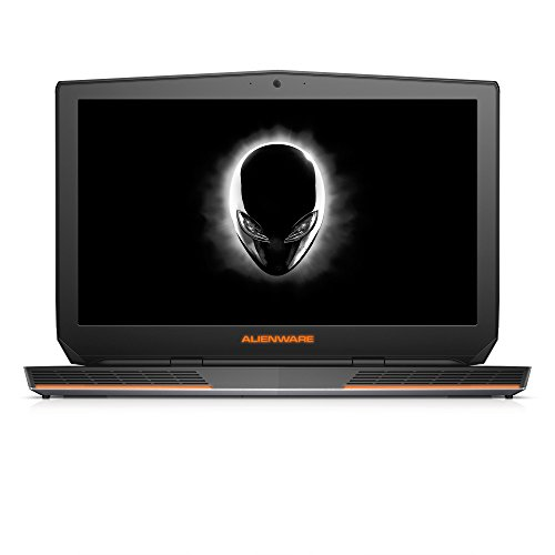 Price comparison product image Alienware AW17R3-4175SLV 17.3-Inch FHD Laptop (6th Generation Intel Core i7, 16 GB RAM, 1 TB HDD + 256 GB SATA SSD,NVIDIA GeForce GTX 970M, Windows 10 Home), Silver) (Certified Refurbished)