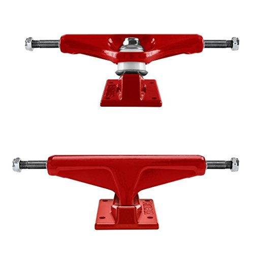 Venture Skateboard Trucks Primary Color Red 5.0 ()