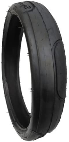 TOURING Easy Rolling Smooth Square Flat Tread Pram Tyre 48 x 188 48x188