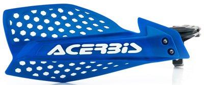 Acerbis X-Ultimate Handguards (BLUE/WHITE) (Acerbis Atv)
