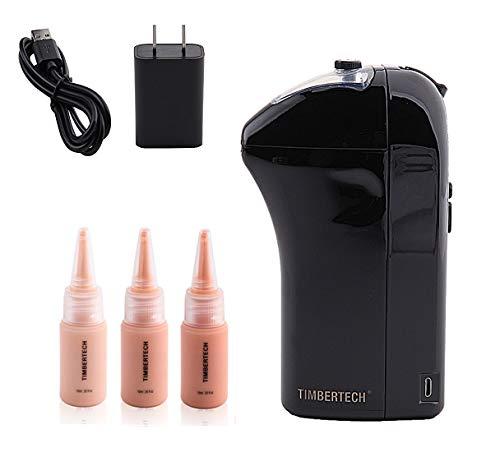 Timbertech Perfect Canvas Makeup Airbrush Starter Kit, Cordless Professional Airbrush Makeup System