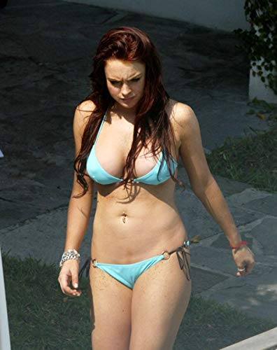 Photo Lindsay Lohan 8 x 10 Glossy Picture Image -