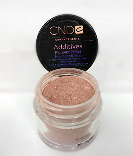 CND Additives Pigment Effect Blush Bronze Frost - 0.15 Oz