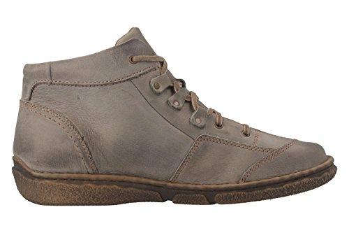 Josef Seibel Neele 20 - Damen Boots - Grau Schuhe in Übergrößen Grau