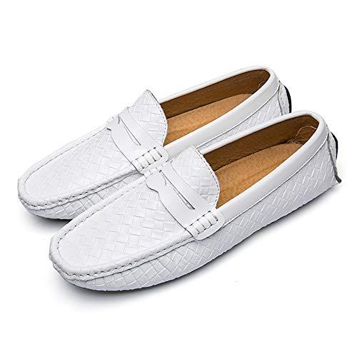 shoes Mocassins Homme Blanc Xhd Pour FgdpRFqx
