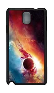 funny case Space Star Dust PC Black case/cover for Samsung Galaxy Note 3 N9000