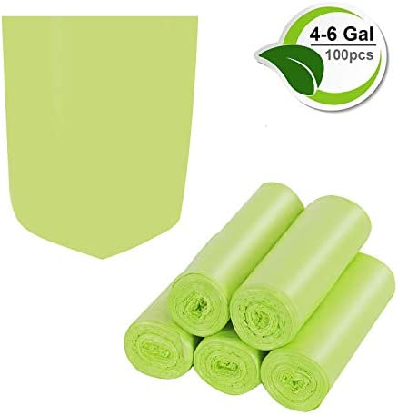Biodegradable Recycling Degradable Compostable Wastebasket product image