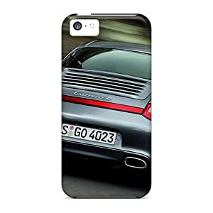 5c Scratch-proof Protection Case Cover For Iphone/ Hot Porsche Carrera 4 Phone Case