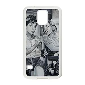 audrey hepburn quotes Wholesale DIY Cell Phone Case Cover for SamSung Galaxy S5 I9600, audrey hepburn quotes Galaxy S5 I9600 Phone Case